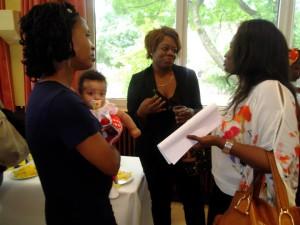 rencontre avec les filles congolaises