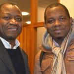 Dr Yombi, Mr Zobiyo- prolongement des échanges pendant le verre d'amitié